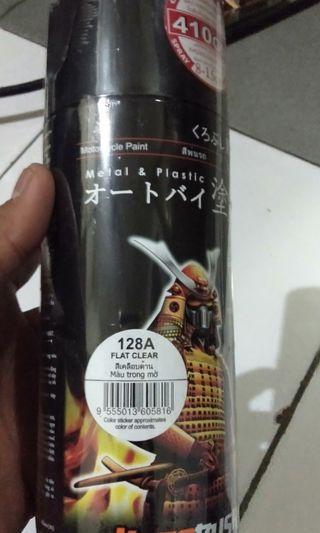 #BAPAU Samurai paint 128A pernis Dop