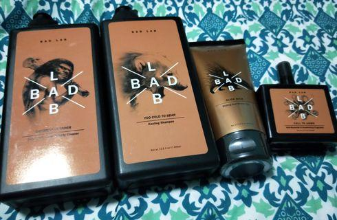 LAB BAD Men's Set