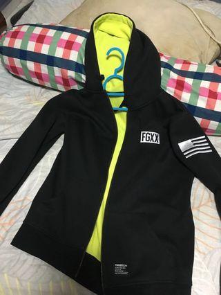 FGXX Jacket hoodie