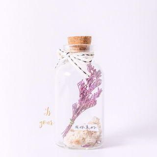🚚 乾燥花小物 全新 擺飾 送禮自用 約3*6.5公分 出貨以實際商品為主