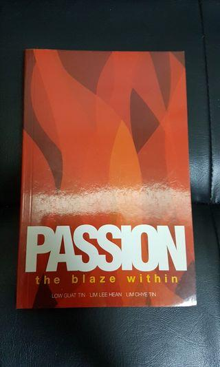 🚚 Passion the Blaze Within