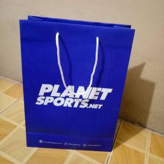 Peperbag branded planetsport