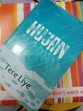 Buku Novel Tere Liye - Hujan