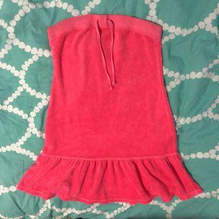 Juicy Couture Towel Dress