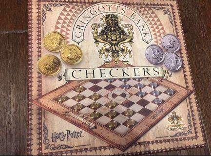 🚚 Harry Potters Checkers