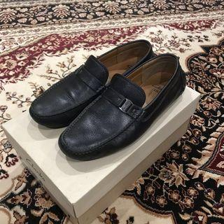 Clarks 1825 Davont Saddles Loafers