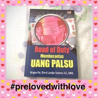 Prelovedwithlove gratis buku memberantas uang palsu #BAPAU