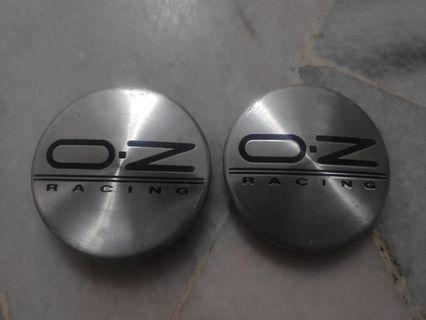 Oz Racing center rim cap