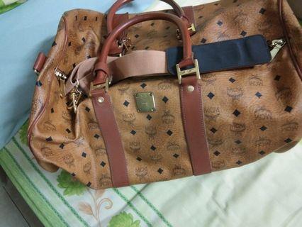 Tas MCM Travel bag