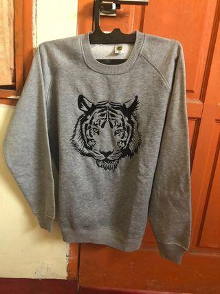 (Preloved) Sweater Abu Taman Safari