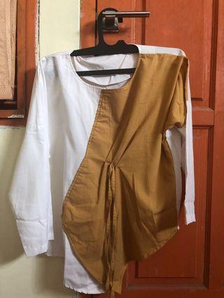 (preloved) Mididress atasan wanita