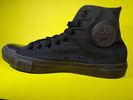 CONVERSE CT HIGH ALL BLACK II SIZE 41