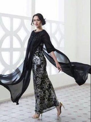 BNWT ZALIA CHIFFON DRESS SIZE XL $55