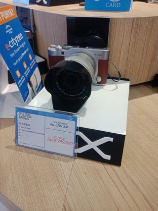 Fujifilm XA3 promo cicilan free 2x