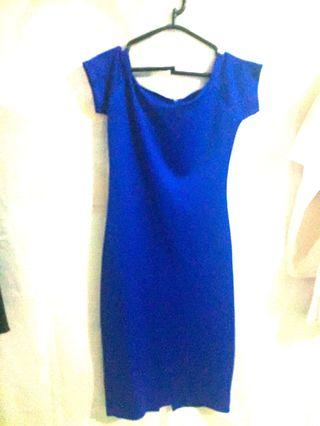 Blue Dress/minidress/dress #BAPAU