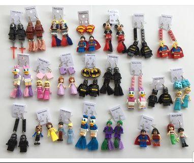 #BAPAU Anting Lego