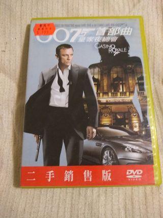 🚚 007首部曲DVD
