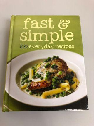 🚚 100 simple cooking recipes