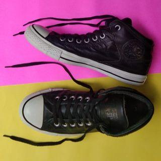 CONVERSE CT HIGH STREET BLACK || SIZE 42