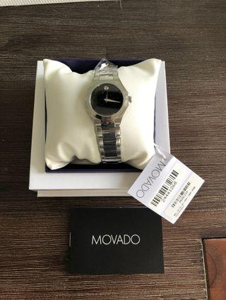 New Movado watch - authentic