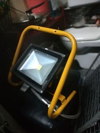 88%new 50watt LED 户外投射灯