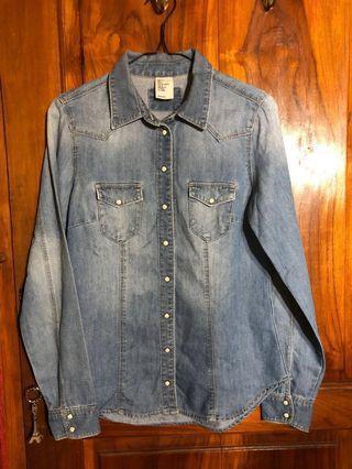 H&M Kemeja Jeans