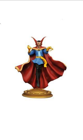 PO: DIAMOND SELECT TOYS Marvel Comic Gallery: Doctor Strange Diorama PVC Figure