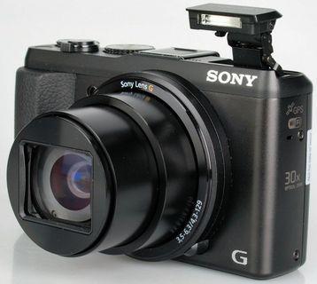 輕巧 30x 隨身砲 Sony Cyber-shot HX50V