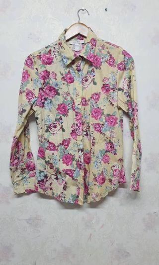 Pre❤️ Floral Top