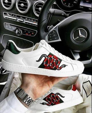 gucci ace sneakers FAUX