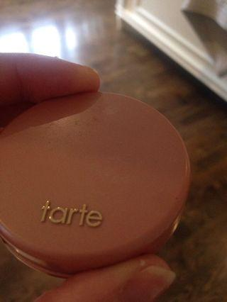 Tarte blush in paaarty used twice