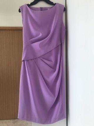Purple Dress- new one from Korea