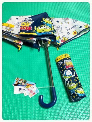 🚚 皮克斯 玩具總動員 雨傘 折傘