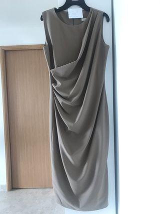 Grey Dress- new one from Korea