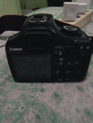 #BAPAU Canon EOS 1100D
