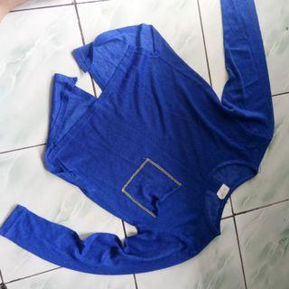 Baju biru