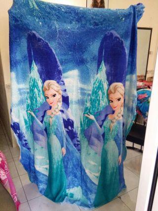 #BAPAU selimut Frozen