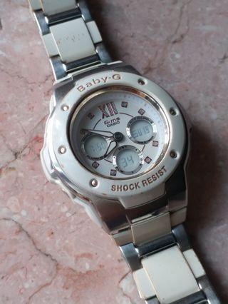 Baby-g watch錶