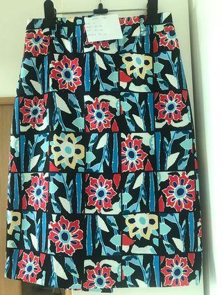 Desigual pattern Skirt