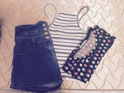 3 for $5 Cheap Clothes Grabbag 1