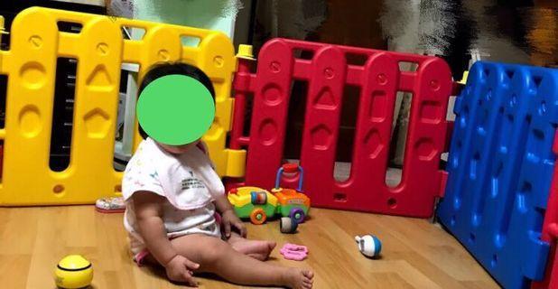 親親兒童安全護欄十片