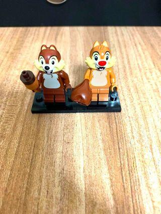 LEGO Minifig Disney Series 2 - Chip and Dale