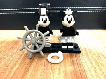 Lego Minifig Disney Series 2 - Mickey and Minnie