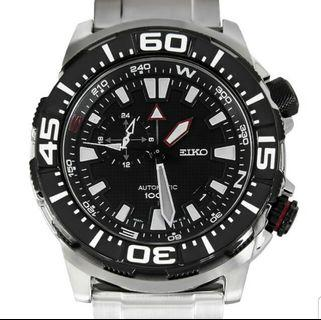 🚚 Brand New SEIKO Superior Automatic Watch - Seiko Sports Collection SSA049K1 With Box And International Warranty