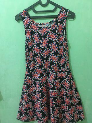 Dress england, LD: 94