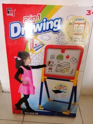 Drawing Board 2 in 1 #RayaHome #CarouRaya