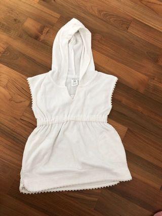 Swimming - towel top