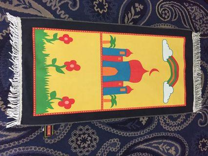 Children's praying mat