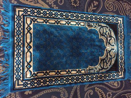 Pakistani prayer mat