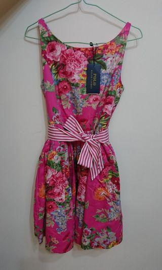 正品新polo中童裙New Polo dress